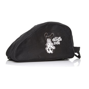 Its a Dogs Life. Boot Bag Black