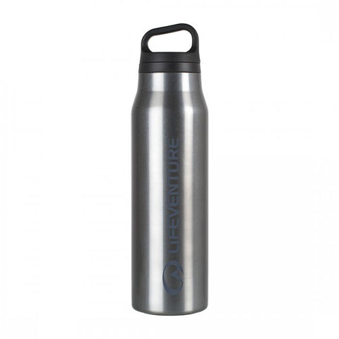 Lifeventure TiV Vacuum Bottle Tungstun