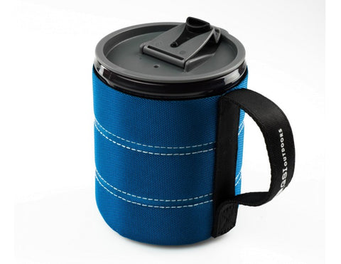 GSI: Outdoors Inifinity Back Packer Mug Blue