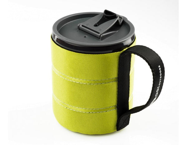 GSI: Outdoors Inifinity Back Packer Mug Lime