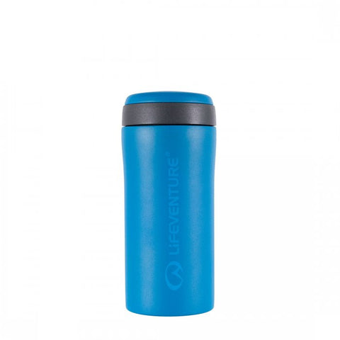 Lifeventure Thermal Mug Matt Blue