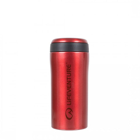 Lifeventure Thermal Mug Red
