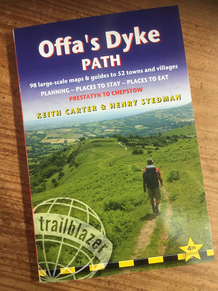 Guide Offas Dyke Trailblazer Path Guide