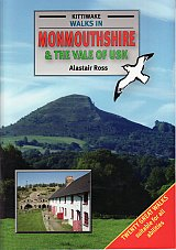 Guide: Walks in Monmouthshire and Val of Usk