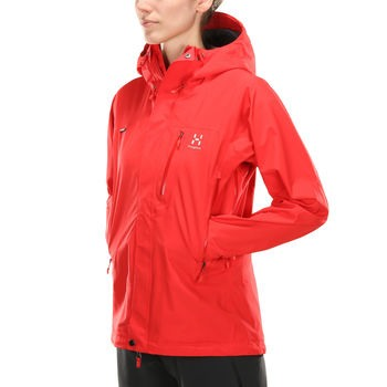 Haglofs Women's Astral III Jacket Red