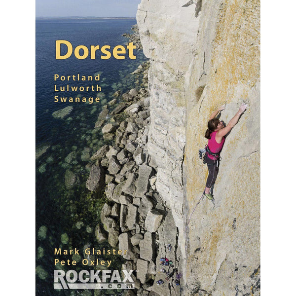 Guide: Dorset Climbing Guide Lulworth, Portland, Swanage. (Rockfax)