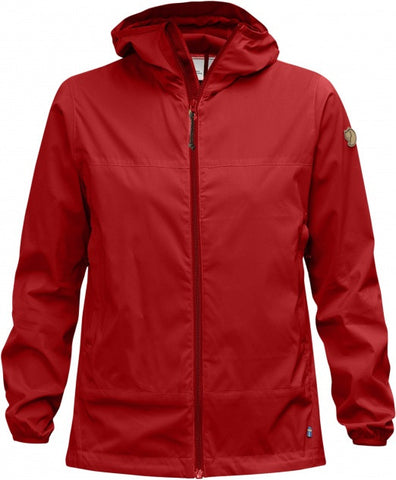 Fjällräven Woman's Abisko Wind Breaker Jacket