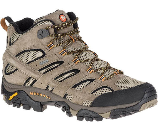 Merrell Men's Moab 2 LTR Mid GTX Walking Boot