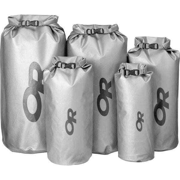 Outdoor Research Duct Tape Dry Bag 15L Silver