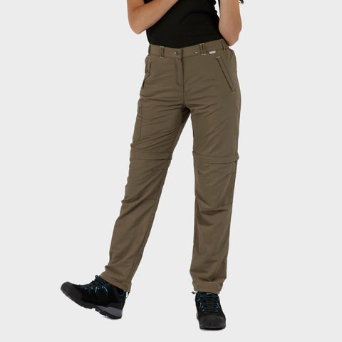 Regatta Woman's Chaska Z/O Trousers