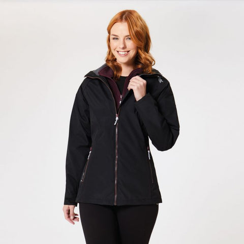 Regatta Woman's Premilla 3in1 Jacket (Various Colours)