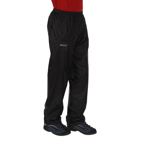 Regatta Men's Stormbreak Overtrousers Black