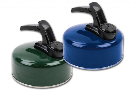 Highlander 1 Ltre Alu Whistling Kettle