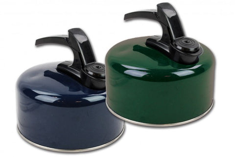 Highlander 2 Ltr Alu  Whistling Kettle