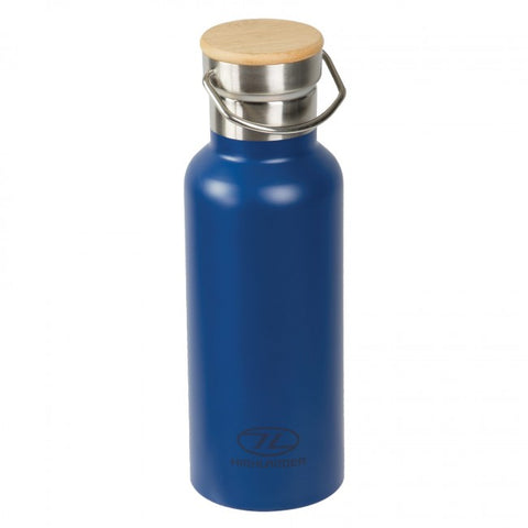Highlander 500ml Campsite Bottle - Various Colours