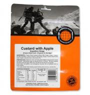 Expedition Food Custard with Apple 110g