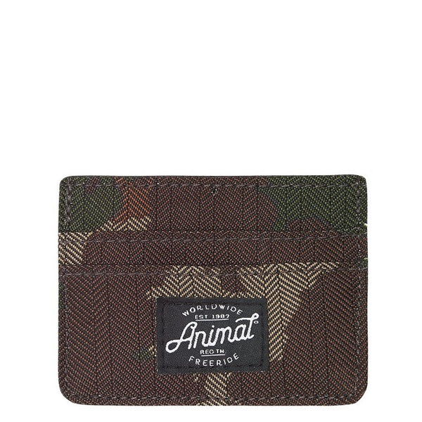 Animal Emphatic Card Wallet