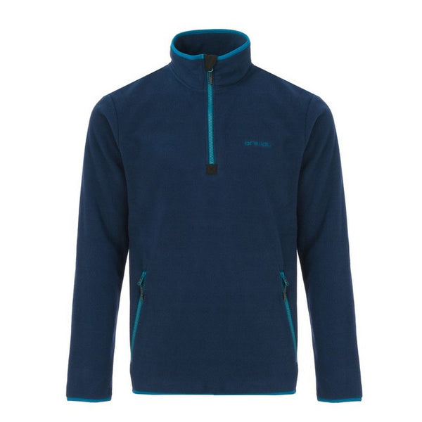Animal Men's Fairbanks 1/2 Zip Fleece