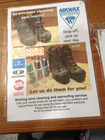 Apex Outdoor-Boot Clean Offer