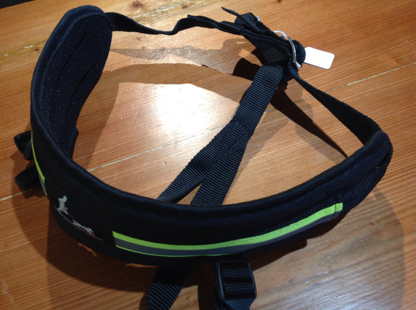Canicross  Woman's Running Belt Black