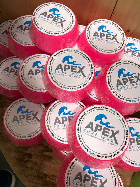 Apex Surf Wax Cold Pink