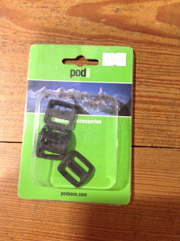 Podsacs Tri Guide Buckles 20mm