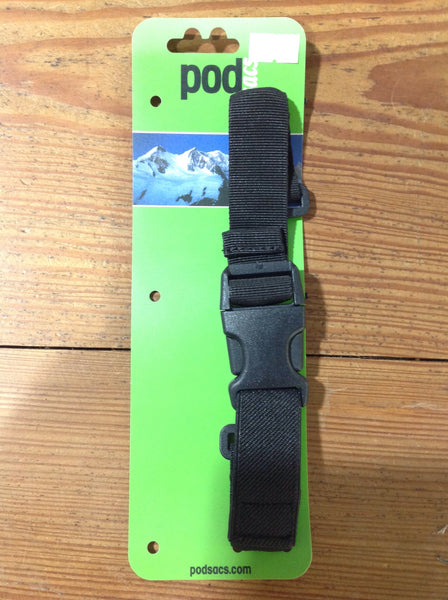 POD 25mm Belt Black