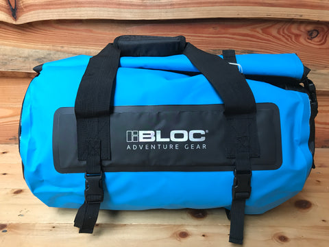 Bloc Dry Bag Duffle Bag 30L Bright Green