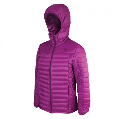 Highlander Women's Barra Insulated Jacket