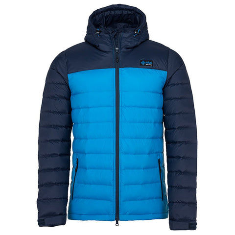 Kilpi Svalbard Mens Down Jacket Blue