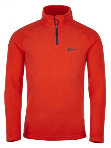 Kilpi Mens Almagre Fleece Red