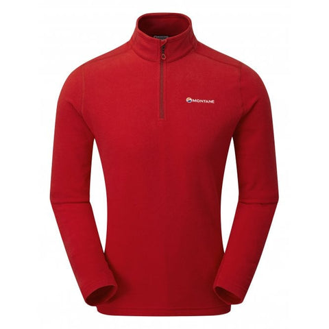 Montane Men's Chukchi Fleece Sedona Red