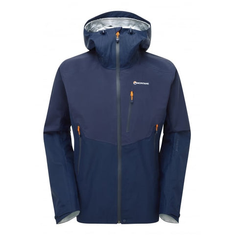 Montane Men's Ajax Jacket Antartic Blue