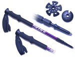 Mountain King Super Trekker Pole Purple