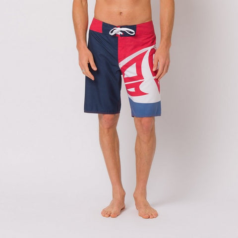 Animal Men's Paulo Broadshorts