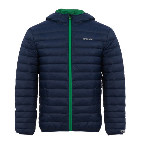 Animal Men's Puffed Jacket Dark Navy