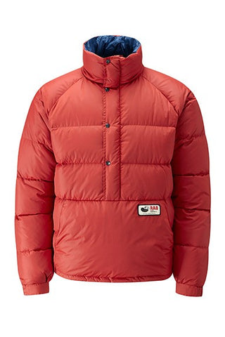 Rab Men's Kinder Smock Jacket Rust