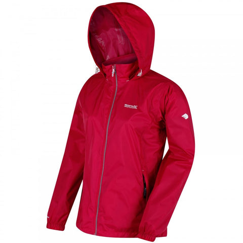 Regatta Woman's Corinne IV Waterproof Jacket Vivacious