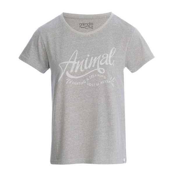 Animal Woman's Retreat Graphic T-Shirt