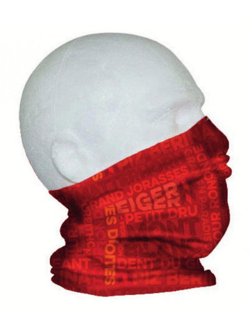 Ultimate Equipment Shield Multifuntional Headwear Red