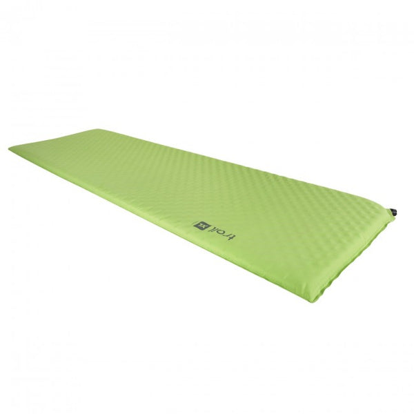 Highlander Trail Xl Self Inflate Mat Green