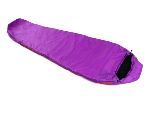 Snugpak Travelpak 3 Sleeping Bag Vivid Violet