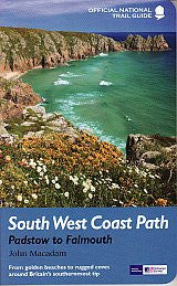 Guide: South West Coast Path - Official National Trail Guides