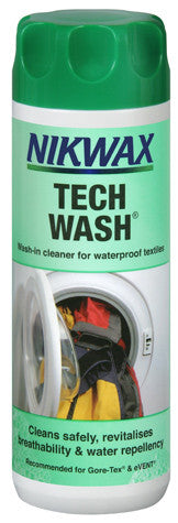 Nikwax Waterproofing Tech Wash 300ml