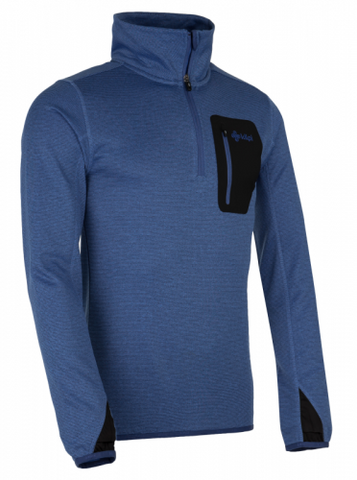 Kilpi Men's Elijah Fleece Blue