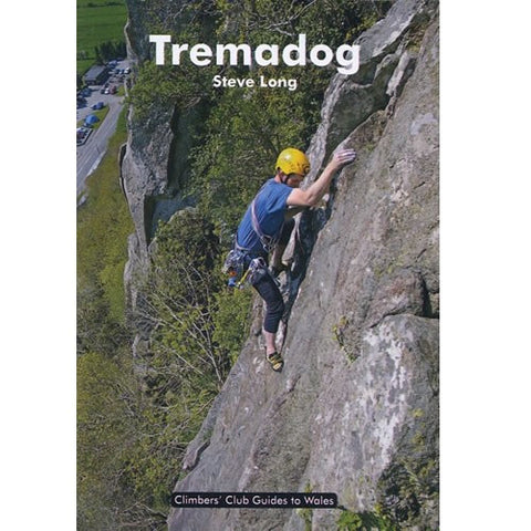 Guide: Climber's Club Guide,Wales-Tremadog