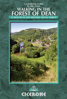 Guide: Walking In The Forest Of Dean (Cicerone)
