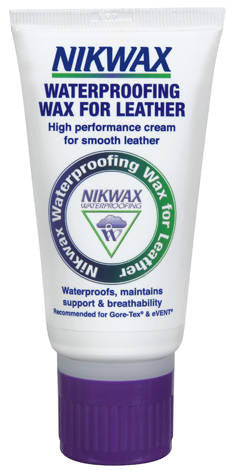Nikwax High Performance Waterproofing: Cream Wax For Leather
