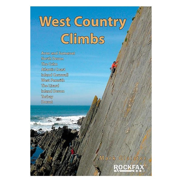 Guide: West Country Climbs Climbing Guide (Rockfax)