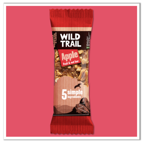 Wild Trail Bars - Range of Flavours